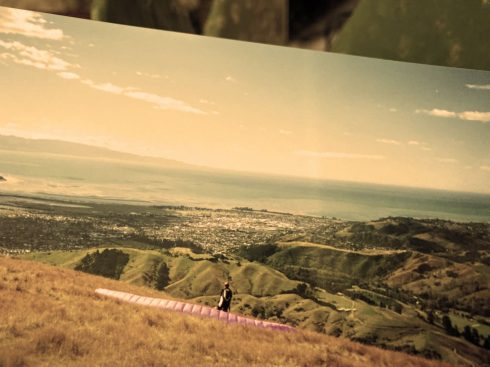 20. promised land in the west_ paraglider